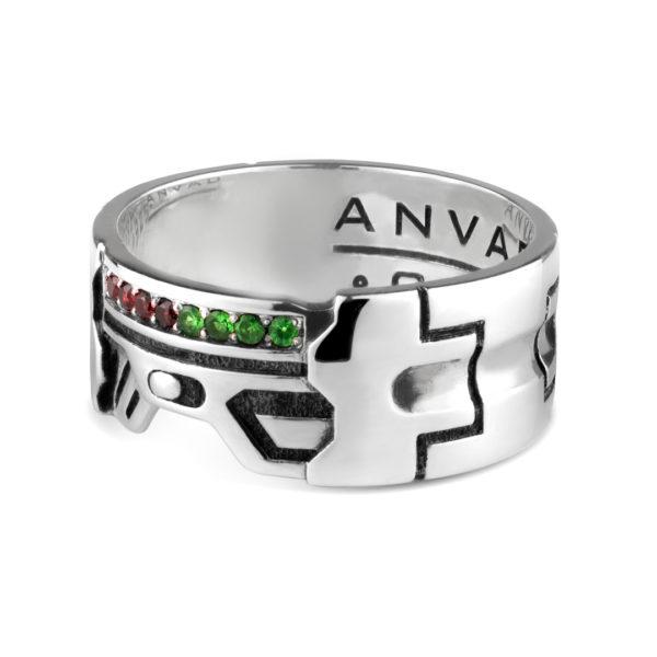 Theta Plus Ring