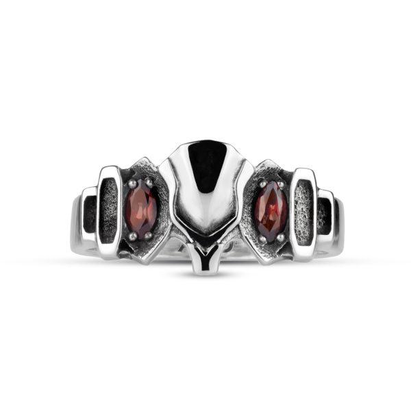 commandor ring silver mass effect transformer alien